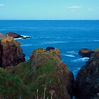 North Sea, Cruden Bay by Yannik Hay