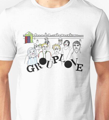 Gouplove - Boarderline and Aliens Unisex T-Shirt