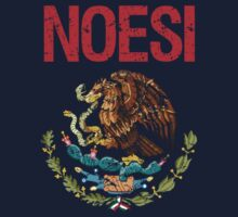 Noesi Surname Mexican Kids Clothes