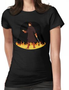 The Last One Womens Fitted T-Shirt