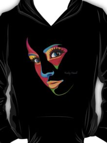 Keeley Hazell in VectorPopArt [Updated] T-Shirt