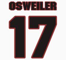 NFL Player Brock Osweiler seventeen 17 by imsport