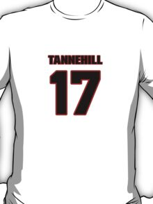 NFL Player Ryan Tannehill seventeen 17 T-Shirt