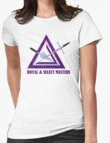 Royal & Select Masters Womens Fitted T-Shirt