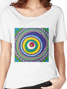 Doodle 1A Women's Relaxed Fit T-Shirt