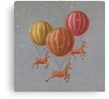 Flight of the Deer Canvas Print