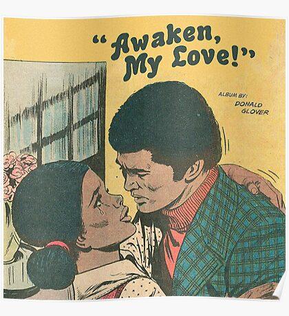 Old Style Awaken My Love! Poster