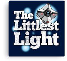 Little Light (Destiny) Canvas Print