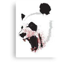 Syko Panda Phone Case Canvas Print