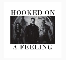 Guardians of the Galaxy - Hooked On A Feeling by herasyed