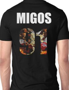 Migos - Culture Jersey 2 Unisex T-Shirt