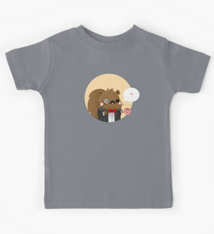 I love coffee Kids Tee
