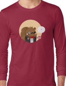 I love coffee Long Sleeve T-Shirt