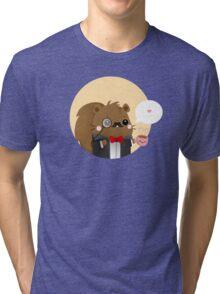 I love coffee Tri-blend T-Shirt