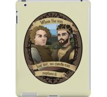 Renly and Loras - Game of Thrones iPad Case/Skin