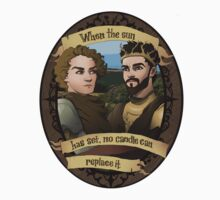 Renly and Loras - Game of Thrones Kids Clothes