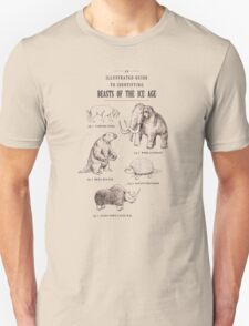 Beasts of the Ice Age T-Shirt
