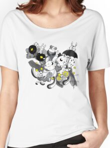 We're  singing in the rain Women's Relaxed Fit T-Shirt