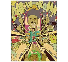 DANNY BROWN Photographic Print