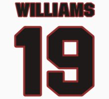 NFL Player Kyle Williams nineteen 19 by imsport