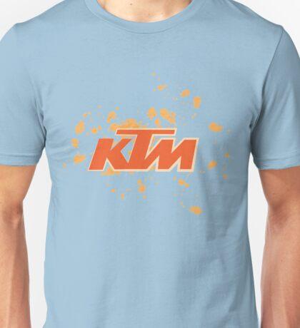 ktm logo Unisex T-Shirt