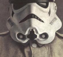 Sgt. Stormley  Sticker
