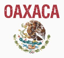 Oaxaca Surname Mexican Kids Clothes