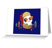 Squirrel Vengeance Greeting Card