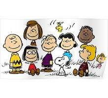 Peanuts all the best Poster