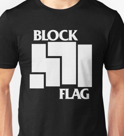 Block Flag Unisex T-Shirt