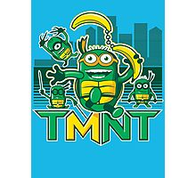Teenage Minion Ninja Turtles Photographic Print