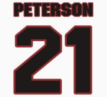 NFL Player Patrick Peterson twentyone 21 by imsport