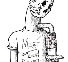 Meat Puppet by Joseph Nathan