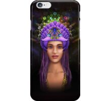 Expression of the Melancholy Princess [Update] iPhone Case/Skin