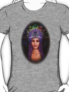 Expression of the Melancholy Princess T-Shirt