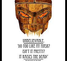 Buffy - Dead Man's Party by BovaArt