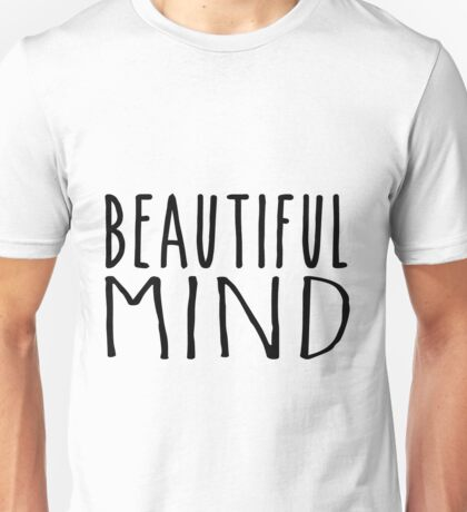 Beautiful Mind - Jon Bellion  Unisex T-Shirt
