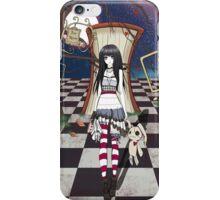 Dark Wonderland iPhone Case/Skin