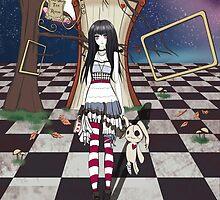 Dark Wonderland by reloveplanet