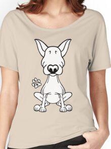 English Bull Terrier 1 Women's Relaxed Fit T-Shirt