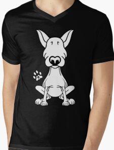 English Bull Terrier 1 Mens V-Neck T-Shirt