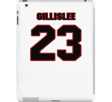 NFL Player Mike Gillislee twentythree 23 iPad Case/Skin