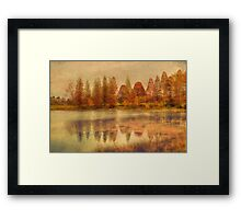 Lake Nevin Framed Print