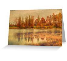 Lake Nevin Greeting Card