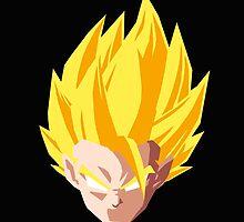 Goku by spyrome876