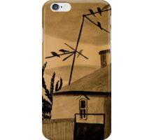 Sparrows iPhone Case/Skin