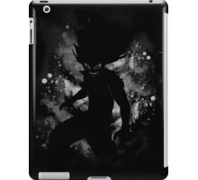 Iron-Shadow power iPad Case/Skin