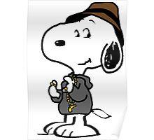 Snoopy YO Poster