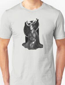Sansa Stark: Porcelain, Ivory, Steel T-Shirt