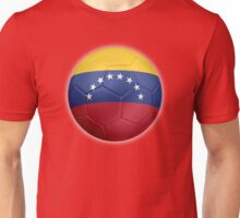 Venezuela - Venezuelan Flag - Football or Soccer 2 Unisex T-Shirt